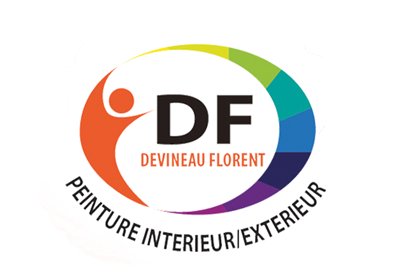 logo peinture devineau peintre décorateur à Pouzauges 85700