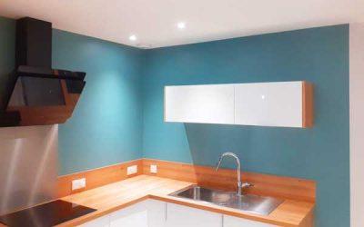 décoration peinture murs de couleur df devineau